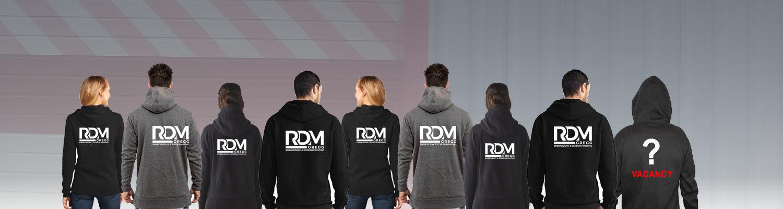 RDM Gregg - Work for us